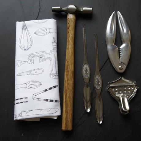 Smash and Crab (Crab Tools Kit)