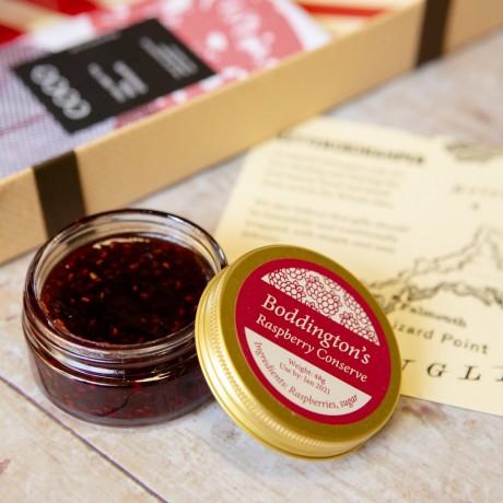 Afternoon Tea Letter Box Hamper with British Grown Tea