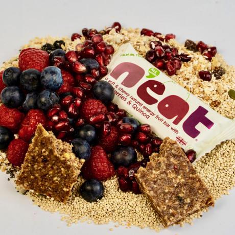 Red Berries & Quinoa Natural Energy Fruit Bars (16 pack)