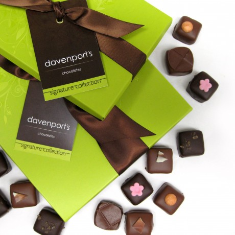 Artisanal Signature Chocolate Collection