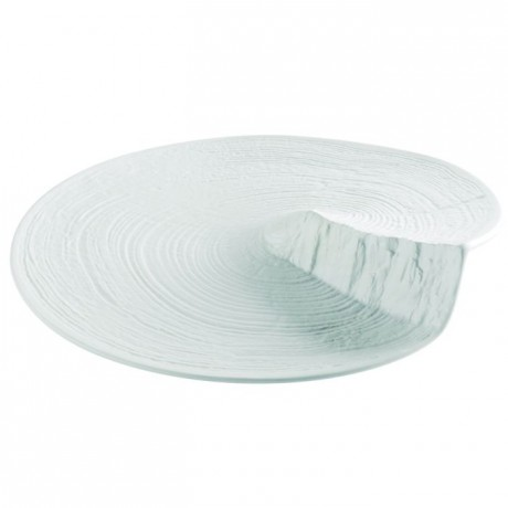 Tree Ring Podium Plate