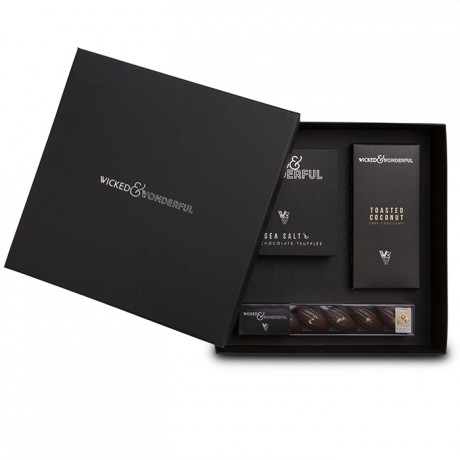 """Thank You"" Chocolate Box"