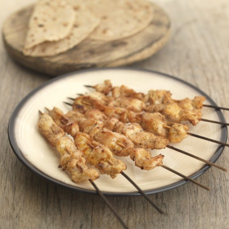 Bihari chicken kebabs