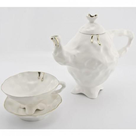 Alice in Wonderland Porcelain Tea Set