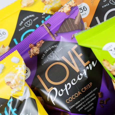Love Popcorn Gift Hamper