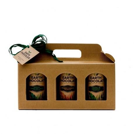 Organic Chocolate Truffle Collection