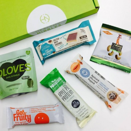 Gluten Free Snack Box Mini