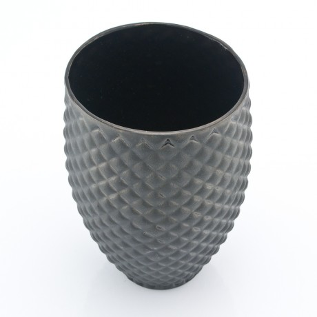 Black Pineapple Mug