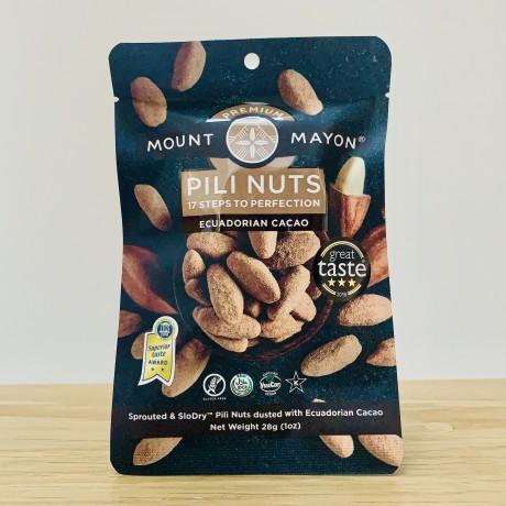 Mount Mayon Pilli Nuts
