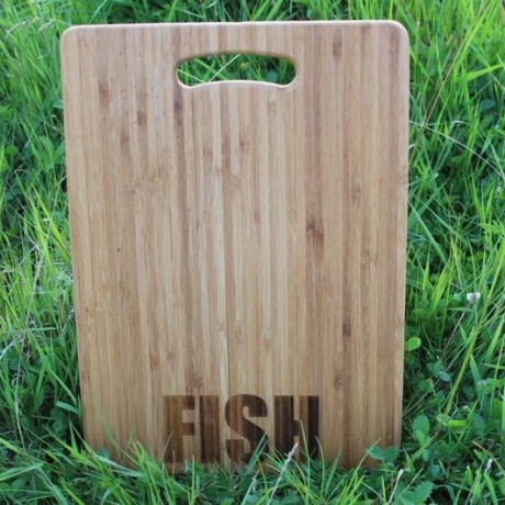 Engraved Chopping Board Set