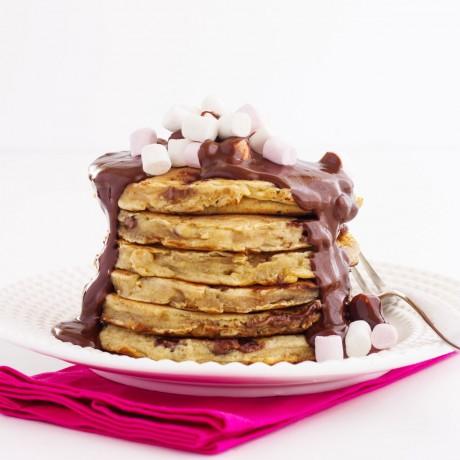Rocky Road Pancake Mix