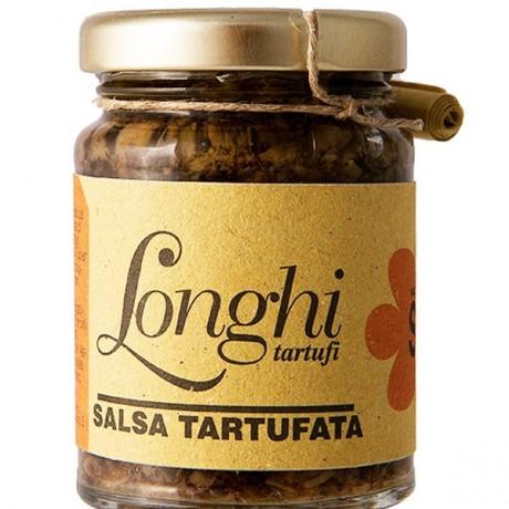 Tartufata - Black Truffle and Mushroom Sauce