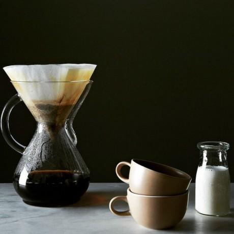 Pondering Tiger Coffee