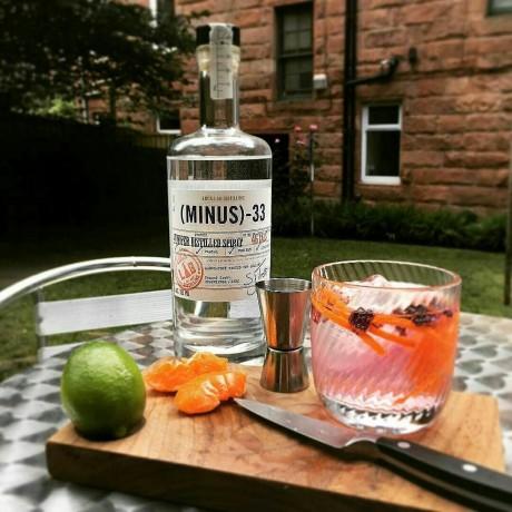 Minus 33 Juniper Distilled Spirit