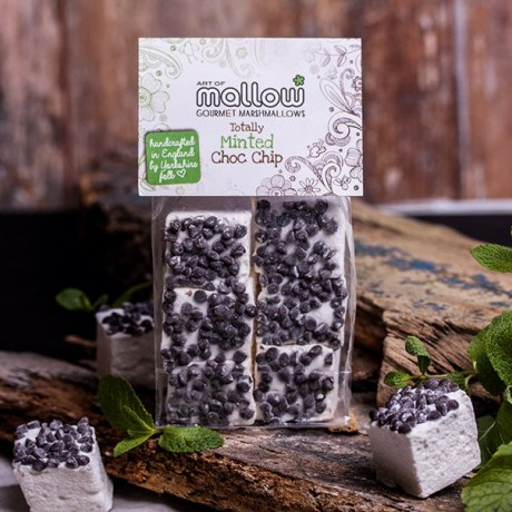 Totally Minted Choc Chip Marshmallows
