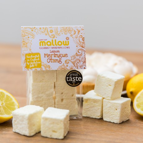 Lemon Meringue Otang Marshmallows