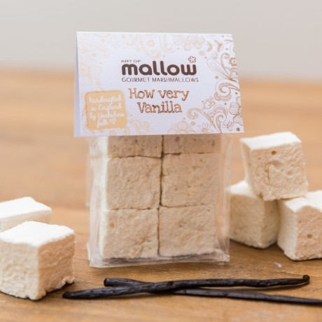 """How Very Vanilla"" Marshmallows"