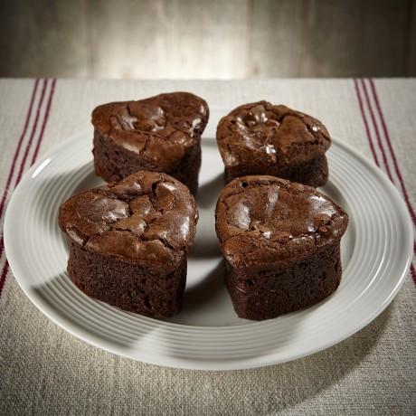 Meg Rivers Valentine's Brownie