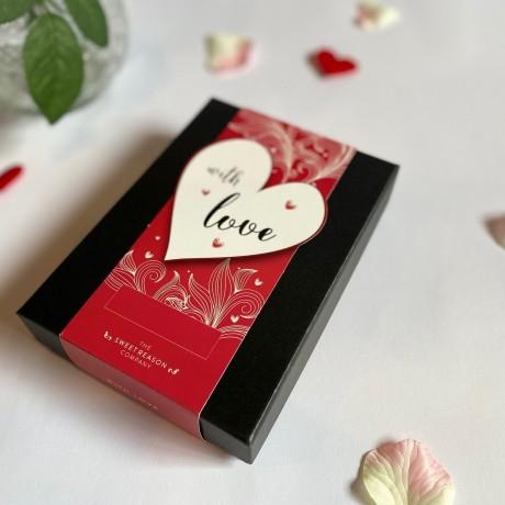 'Love Bites' Brownie Gift Box
