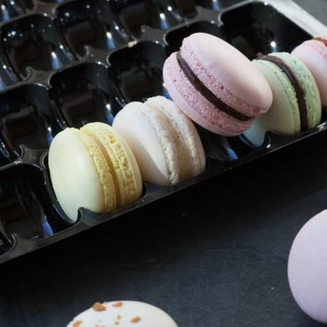 Handmade Macaron Selection