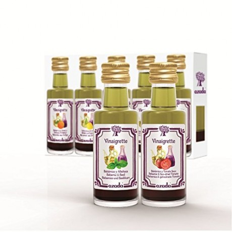 AZADA FLAVOURED MINI VINAIGRETTE GIFT BOX 5 X 20ML
