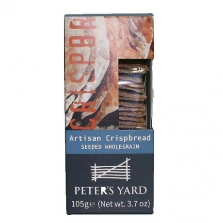 PETER'S YARD SEEDED WHOLEGRAIN CRISPBREAD 105G