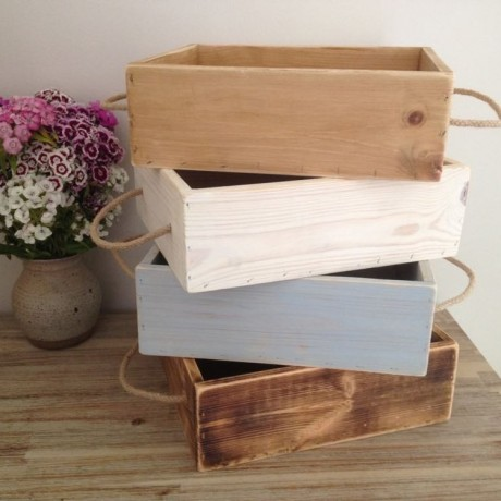 Small Rustic Tray