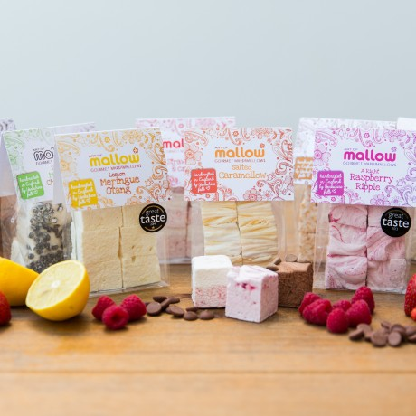 Gourmet marshmallows: The Full Set