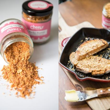 Gluten-Free, Vegan, Spicy Condiments Gift Set (Custom Selection)