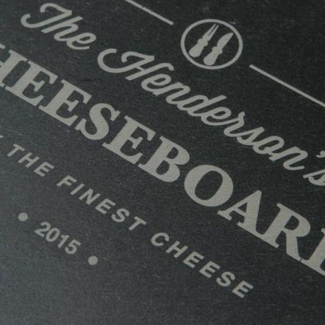 Family Slate Cheeseboard