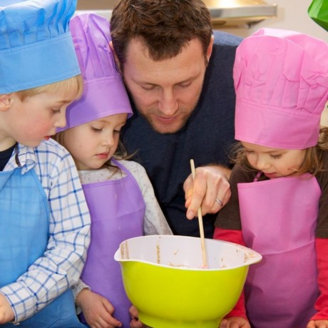 Baking fun for all ages
