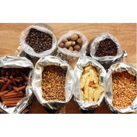 mixing spice packs