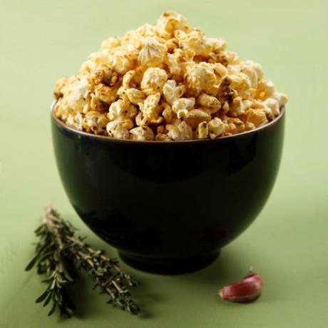Garlic & Herb Popcorn (10x 100g)