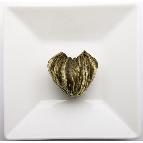 Sacred Hearts Giant Flowering Tea Bulbs (Elegant Glass Canister)