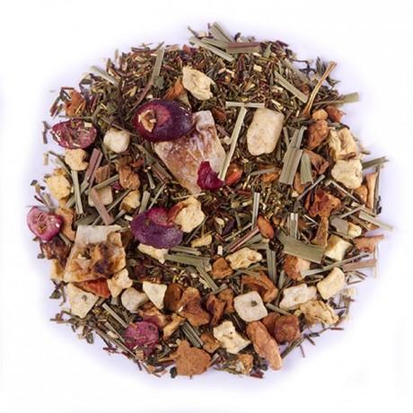 Green Rooibos Cranberry and Mandarin Tea