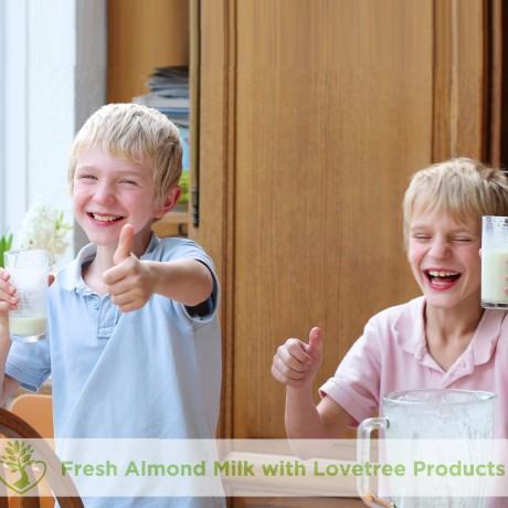 Hemp Nut Milk Bag - Best Premium Quality Organic Almond Milk Strainer