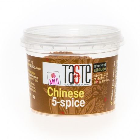 Chinese 5 Spice (Mild)