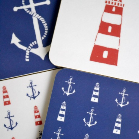 Nauti but nice coasters