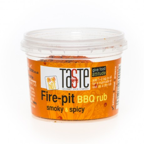 Fire-Pit BBQ Rub (Hot)