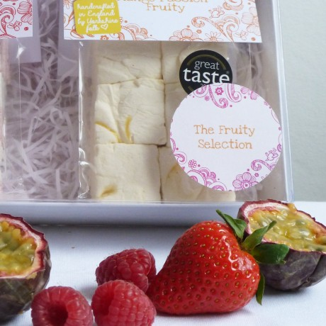 The Fruity Collection gift box