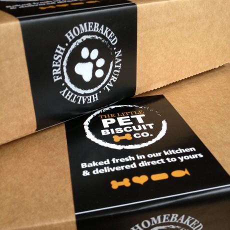 Delivered fresh for your dog to enjoy
