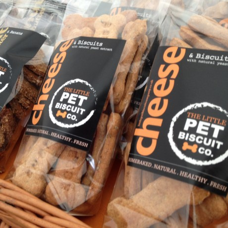 Handmade Cheese & Natural Yeast Extract Dog Biscuits