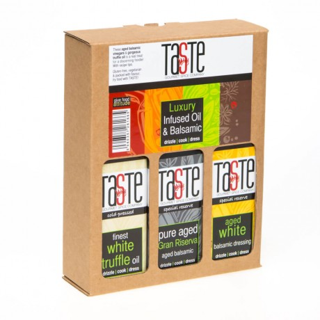 Finest Truffle & Balsamic Gift Pack