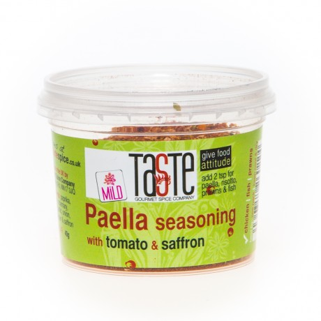Paella Seasoning (Mild)