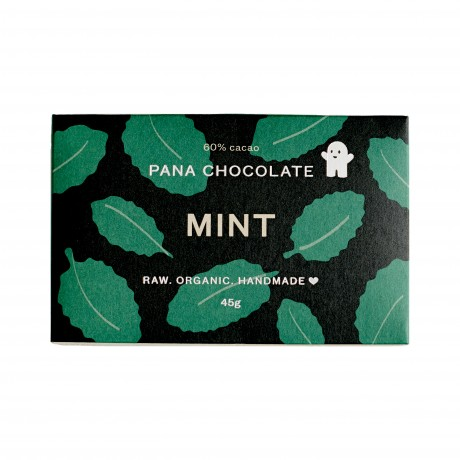 Raw Mint Chocolate Bars (3 pack)