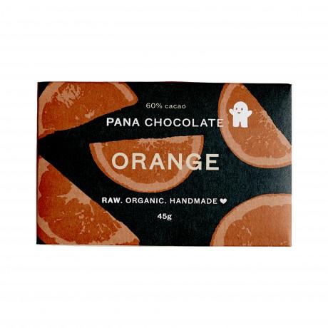 Raw Orange Chocolate Bars (3 pack)