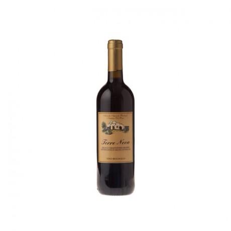 6 Bottles Negroamaro DOC Organic Red Wine