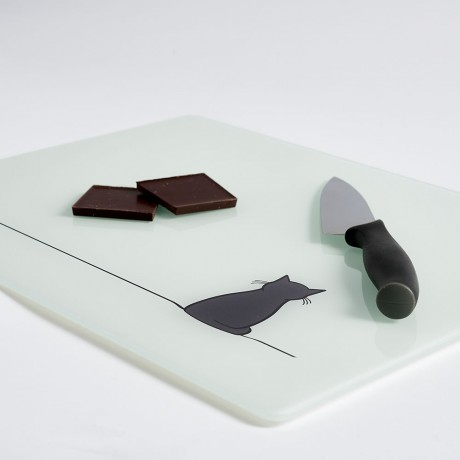 Glass Worktop Saver ideal for Chopping