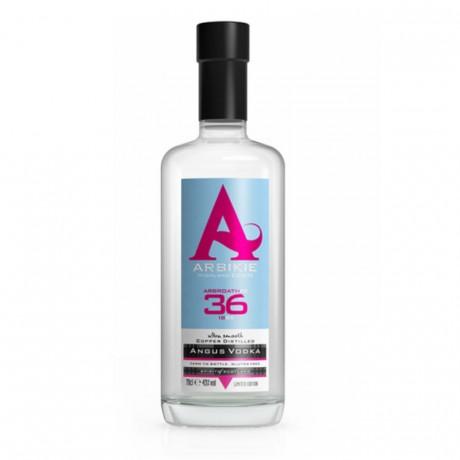 Arbikie Vodka Limited Edition Arbroath FC