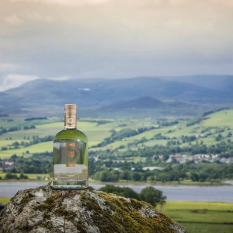 GlenWyvis Gin and Decanter Limited Edition Gift Pack